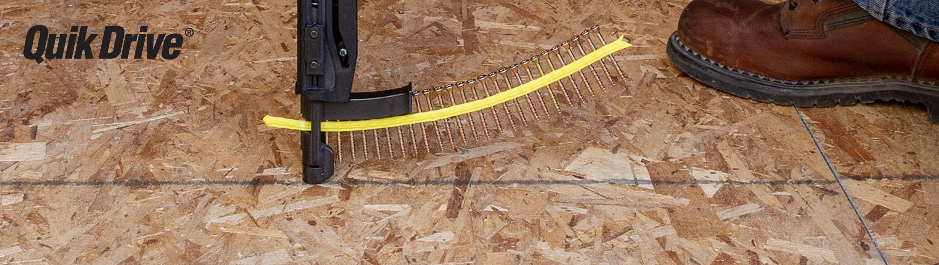 WSV Subfloor Screw
