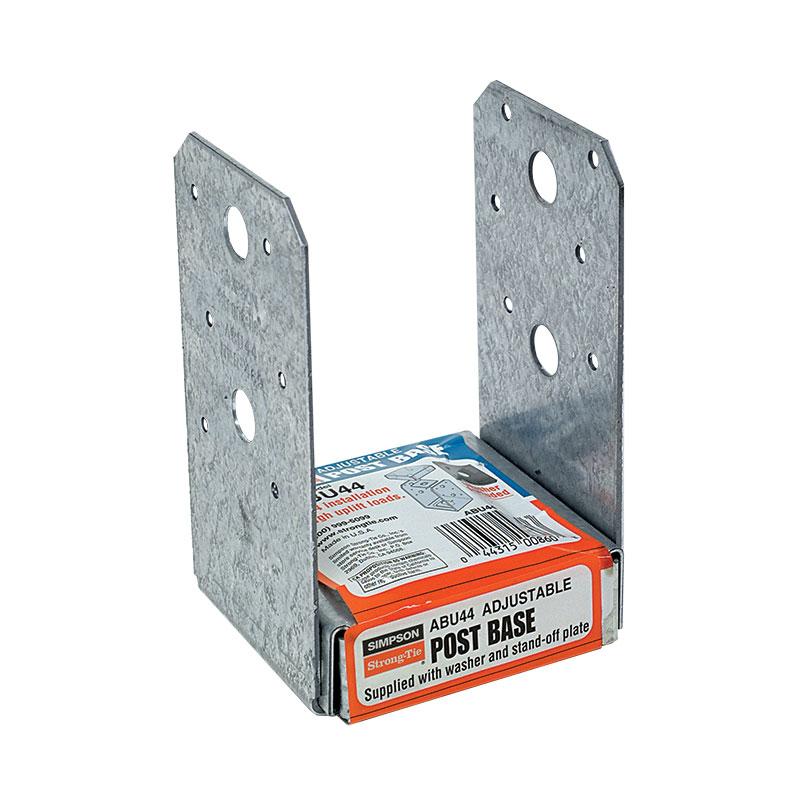ABU Adjustable Post Base