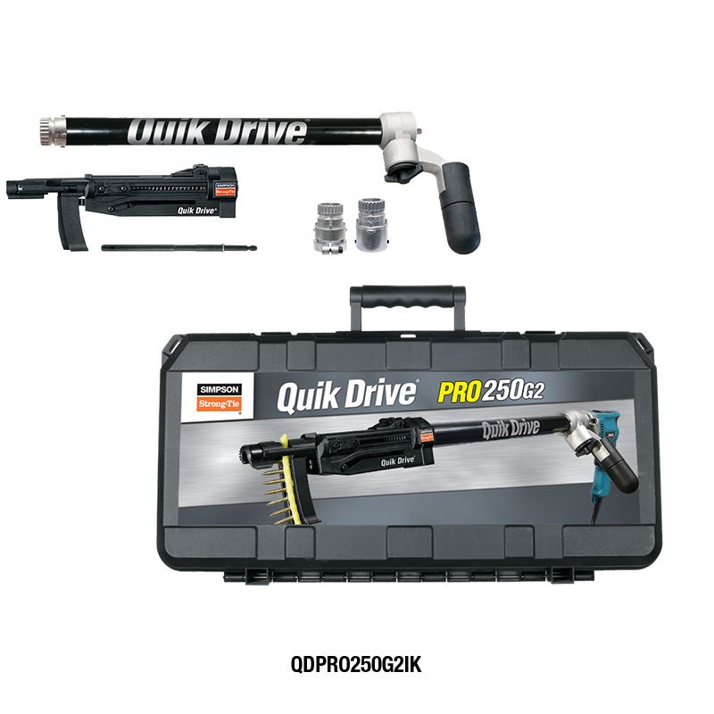 QDPRO250G2IK PRO250 System - No Screwgun