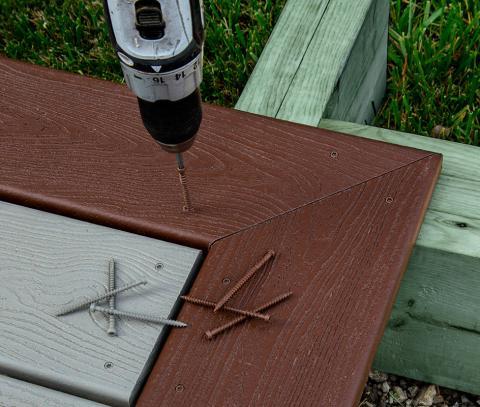 DCU_Decking Screw Composite-to-Timber